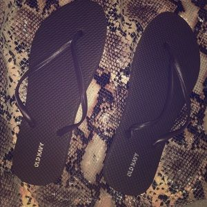 Chocolate Brown Flip Flop Sandals